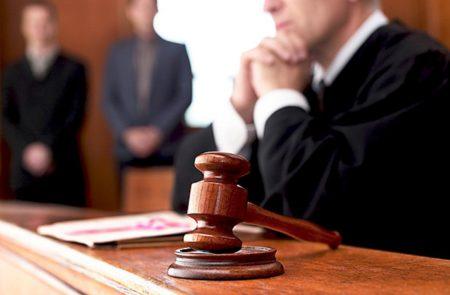 Представление ходатайств и судопроизводство по ним
