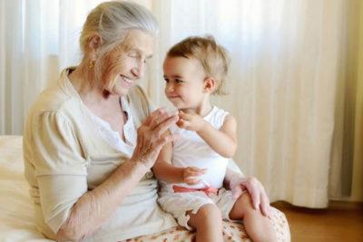 Могу ли я прописаться у бабушки