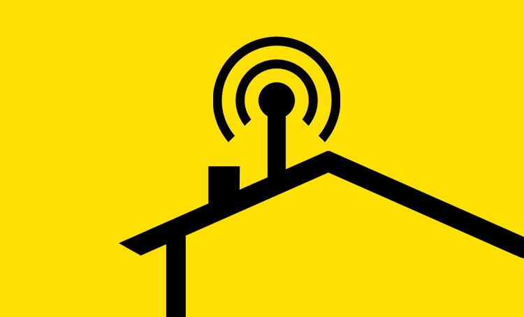 Как отказаться от телевизионной антенны в москве