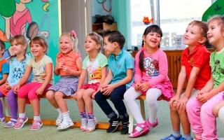Необходимость прописки для детского сада