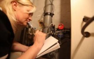 Как сделать перерасчет воды по счетчику