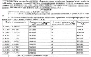Средняя зарплата в России 2020 (обновлено 23.09.2020) для расчета алиментов по данным Росстата