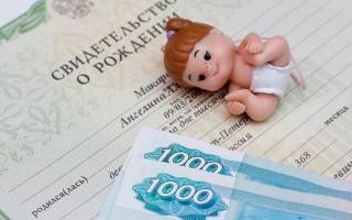 Как изменилось единовременное пособие при рождении ребенка в 2020 году