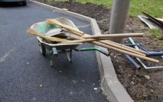 Правила уборки придомовой территории МКД