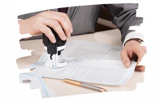Как использовать печати и штампы в организации