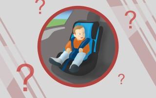 Перевозка ребенка на грузовом автомобиле — как правильно перевозить детей на грузовике
