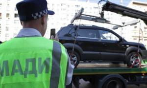 Помощь в контроле на дорогах с помощью службы МАДИ