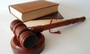 Надзорная жалоба на решение районного суда образец – бланк 2020