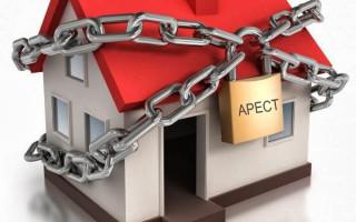 Правила подачи ходатайств о наложении ареста на имущество должника