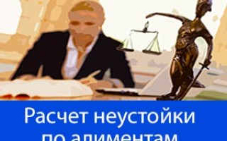 Штраф за неуплату алиментов в России: пеня и как подать на неустойку