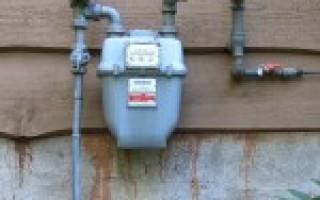 Куда обратиться по замене газового счетчика