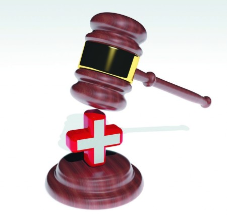 Юрист в сфере медицины